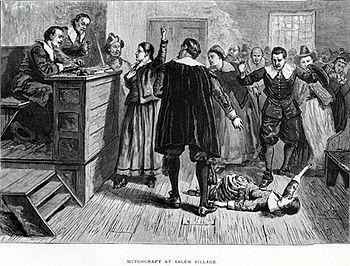 Resultado de imagem para julgamentos por bruxaria nos eua