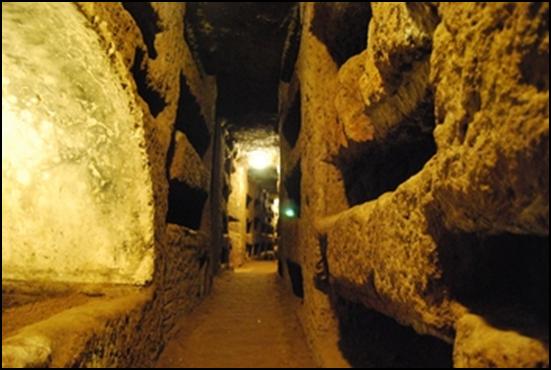 Catacumba-de-Sao-Calisto-Portal-Conservador
